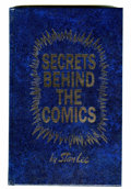 Memorabilia:Comic-Related, Secrets Behind the Comics Limited Leather-Bound Hardcover Edition (Marvel, 1994)....