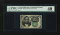 Fractional Currency:Fifth Issue, Fr. 1264 10c Fifth Issue PMG Extremely Fine 40....