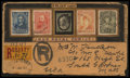 Stamps, ½¢ - 5¢ Royal Family (78//85),...