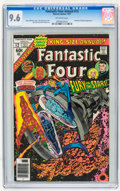 Bronze Age (1970-1979):Superhero, Fantastic Four Annual #12 (Marvel, 1977) CGC NM+ 9.6 Off-white pages....