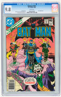 Modern Age (1980-Present):Superhero, Batman #321 (DC, 1980) CGC NM/MT 9.8 White pages....