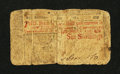 Colonial Notes:New Jersey, New Jersey May 1, 1758 6s Very Good....