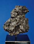 "Meteorites:Irons, CAMPO DEL CIELO - AN OUTSTANDING COMPLETE METEORITE FROM ""THE VALLEY OF THE SKY"". ..."