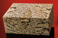 Lapidary Art:Boxes, GRAPHIC GRANITE BOX. ...