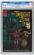 Silver Age (1956-1969):Mystery, Twilight Zone #12-860-210 File Copy (Dell, 1962) CGC NM+ 9.6Off-white pages.