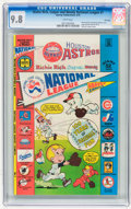 Bronze Age (1970-1979):Cartoon Character, Richie Rich, Casper and Wendy National League #1 File Copy (Harvey,1976) CGC NM/MT 9.8 White pages.