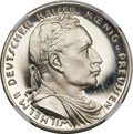 German States:Bavaria, German States: Bavaria. Wilhelm II Silver Pattern 20 Mark 1913G,...