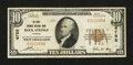 National Bank Notes:Wyoming, Rock Springs, WY - $10 1929 Ty. 1 The Rock Springs NB Ch. # 4755. ...