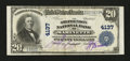 National Bank Notes:Wisconsin, Marinette, WI - $20 1902 Plain Back Fr. 652 The Stephenson NB Ch. # 4137. ...