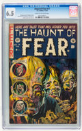 Golden Age (1938-1955):Horror, Haunt of Fear #17 (EC, 1953) CGC FN+ 6.5 Cream to off-whitepages....
