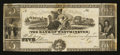 Obsoletes By State:Maryland, Westminster, MD- The Bank of Westminster $5 G6 Shank 150.5.5P Proof. ...