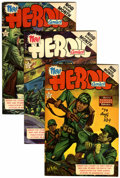 Golden Age (1938-1955):Adventure, Heroic Comics File Copies Group (Eastern Color, 1952-53) Condition: Average VF/NM....