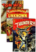 Silver Age (1956-1969):Adventure, Miscellaneous Golden/Silver Age Adventure Group (Various, 1940s-60s) Condition: Average GD.... (Total: 45 Comic Books)