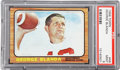 Football Cards:Singles (1960-1969), 1966 Topps George Blanda #48 PSA Mint 9....