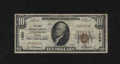 National Bank Notes:Virginia, Lynchburg, VA - $10 1929 Ty. 1 The First NB Ch. # 1558. A problemfree note for the grade and solid in every respect. ...