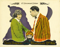 """Bluebeard's 8th Wife (Paramount, 1923). Lobby Cards (2) (11"""" X 14""""). ... (Total: 2 Items)"""