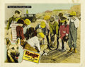 "Movie Posters:Melodrama, The Outlaw Dog (FBO, 1927). Lobby Cards (2) (11"" X 14""). ...(Total: 2 Items)"
