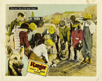 """The Outlaw Dog (FBO, 1927). Lobby Cards (2) (11"""" X 14""""). ... (Total: 2 Items)"""