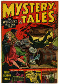 Golden Age (1938-1955):Horror, Mystery Tales #2 (Atlas, 1952) Condition: VG/FN....