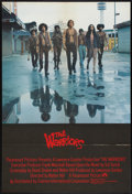 "Movie Posters:Action, The Warriors (Paramount, 1979). British One Sheet (27"" X 40"").Action.. ..."