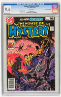 Bronze Age (1970-1979):Horror, House of Mystery #274 Don Rosa Collection pedigree (DC, 1979) CGCNM+ 9.6 White pages....
