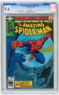 Modern Age (1980-Present):Superhero, The Amazing Spider-Man #200 (Marvel, 1980) CGC NM+ 9.6 White pages....