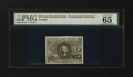 Fractional Currency:Second Issue, Fr. 1288 25¢ Second Issue PMG Gem Uncirculated 65....