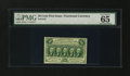Fractional Currency:First Issue, Fr. 1313 50¢ First Issue PMG Gem Uncirculated 65 EPQ....