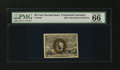 Fractional Currency:Second Issue, Fr. 1320 50¢ Second Issue PMG Gem Uncirculated 66 EPQ....
