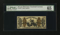Fractional Currency:Third Issue, Fr. 1373 50¢ Third Issue Justice PMG Gem Uncirculated 65 EPQ....