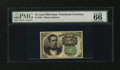 Fractional Currency:Fifth Issue, Fr. 1264 10¢ Fifth Issue PMG Gem Uncirculated 66 EPQ....