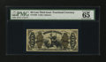 Fractional Currency:Third Issue, Fr. 1364 50¢ Third Issue Justice PMG Gem Uncirculated 65 EPQ....