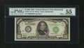 Small Size:Federal Reserve Notes, Fr. 2211-E* $1000 1934 Federal Reserve Note. PMG About Uncirculated55.. ...
