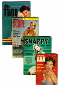Magazines:Miscellaneous, Miscellaneous Men's Digest Magazines (Various Publishers, 1950s-60s).... (Total: 17 Items)