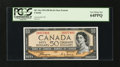 Canadian Currency: , BC-34a $50 Devil's Face 1954. ...