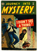 Golden Age (1938-1955):Horror, Journey Into Mystery #3 (Marvel, 1952) Condition: VG/FN....