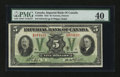 Canadian Currency: , Toronto, ON- Imperial Bank of Canada $5 Nov. 1, 1933 Ch.#375-20-02. ...
