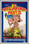 "Movie Posters:Adventure, The Toxic Avenger, Part II (Troma, 1989). One Sheet (27"" X 41"").Adventure.. ..."