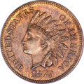Proof Indian Cents, 1877 1C Cent PR64 Red and Brown PCGS....
