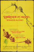 """Movie Posters:War, Lawrence of Arabia (Columbia, R-1971). One Sheet (27"""" X 40.75"""").War.. ..."""