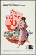 "Movie Posters:Blaxploitation, Super Fly (Warner Brothers, 1972). One Sheet (27"" X 41"").Blaxploitation.. ..."