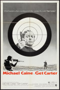 """Movie Posters:Crime, Get Carter (MGM, 1971). One Sheet (27"""" X 41"""") Style B. Crime.. ..."""