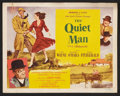 "Movie Posters:Drama, The Quiet Man (Republic, 1951). Lobby Card Set of 8 (11"" X 14"").Drama.. ... (Total: 8 Items)"