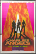 """Movie Posters:Action, Charlie's Angels (Columbia, 2000). Mylar One Sheet (27"""" X 40"""") SS Advance. Action.. ..."""
