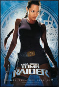 "Movie Posters:Adventure, Lara Croft: Tomb Raider (Paramount, 2001). One Sheet (27"" X 40"") DSAdvance. Adventure.. ..."