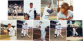 Autographs:Photos, Harmon Killebrew and Rod Carew Single-Signed Photographs Lot of9.... (Total: 9 items)