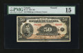 Canadian Currency: , BC-14 $50 1935. ...