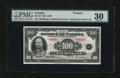 Canadian Currency: , BC-16 $100 1935. ...