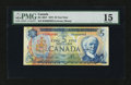 Canadian Currency: , BC-48bT $5 1972. ...
