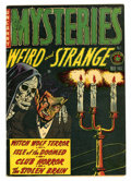 Golden Age (1938-1955):Horror, Mysteries #1 (Superior, 1953) Condition: FN/VF....
